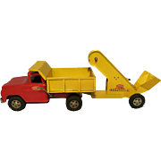 Tonka 1963 Dump Truck With Sand Loader