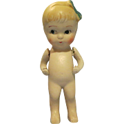 Bisque Doll 1940's 50's