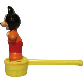 vintage Mickey Mouse Bubble Pipe