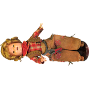 """Shirley Temple 17"""" Cowgirl Texas Ranger Doll"""