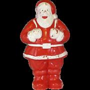 Vintage Santa Claus Candy Holder