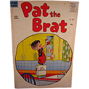 Radio Comics-Archie Series- Pat the Brat 1959 #30