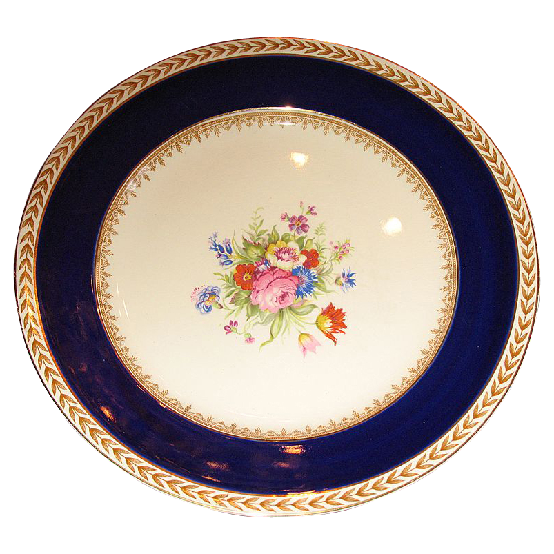 Wedgewood & Co. Ltd  Plate