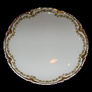 Haviland  Limoges cake plate