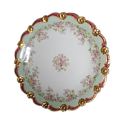 Lewis Straus and Sons plate