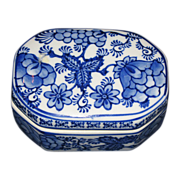 Oriental style trinket box