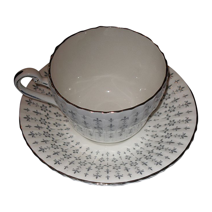 Paragon cup and saucer set.