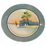 Japanese ,Hand painted plate