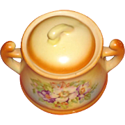 Sugar Bowl with lid