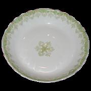 Theodore Haviland Limoges soup bowl