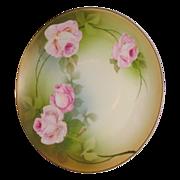 PSAG Mauville China  Plate Bavaria / Silver mark