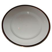 Royal Victoria fine bone china  4 cake or salad plates