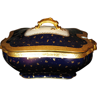 Haviland  Soup Tureen