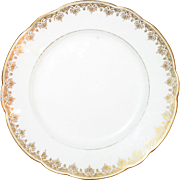 L Bernardaud & Co. Limoges cake plates