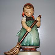 "Hummel ""Little Sweeper""  #171   TMK2  Larger size 4 3/4""  Perfect"