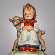 "Hummel ""Good Friends""  #182 CROWN Mark  TMK1   Perfect"