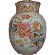 "Antique Doulton Burslem "" Beverly""  Vase"