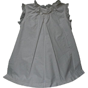 "Gorgeous All Original Antique cotton Slip Underwear for 30"" - 34"" huge bisque doll"