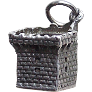 Sterling Blarney Castle Vintage Charm - Souvenir of Ireland