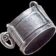 Sterling DRUM Vintage Charm