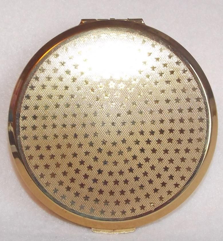 Stratton England Signed Vintage Powder Compact From