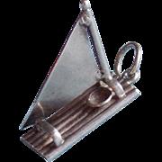 Sterling LIFE RAFT Vintage Charm