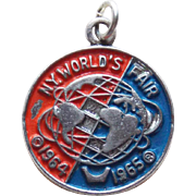 Sterling NY Worlds Fair Vintage 1960s Charm