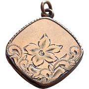 Gorgeous Antique Edwardian Locket