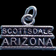 Sterling Scottsdale Arizona Vintage Charm