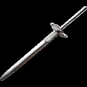 Antique Sterling SWORD Letter Opener