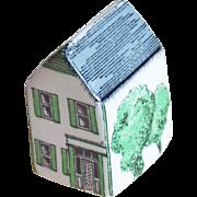 Green Gables House Porcelain Thimble