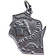 Sterling Wisconsin Vintage Charm