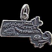 Sterling Massachusetts Vintage Charm