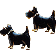 Super Cute Scotty Dogs Scatter Pins