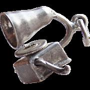 Sterling Phonograph Mechanical Vintage Charm