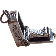 Sterling Wall Bed Mechanical Vintage Charm