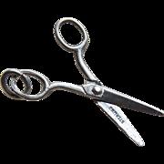 Sterling Scissors Mechanical Vintage Charm