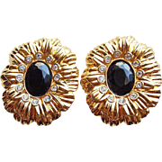 Gorgeous Kenneth J Lane Avon Earrings