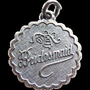 Sterling Bridesmaid Vintage Charm
