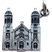 Sterling St Joseph's College Twin Towers Vintage Charm - Indiana