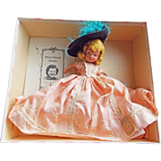 March Girl Nancy Ann Storybook Vintage Doll - in Original Box with Papers