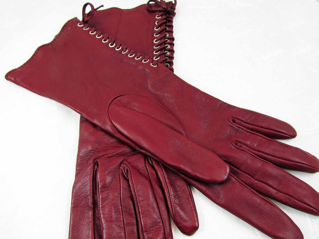 Ladies leather gloves large - Roll Over Large Image To Magnify Click Large Image To Zoom