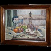 Tanya Axuik Fine Art Québec, Canada Original Oil Still Life Painting
