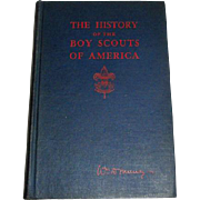 History of the Boy Scouts of America by William D. Murray 1937