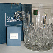 Waterford Crystal Brookside Ice Bucket MIB