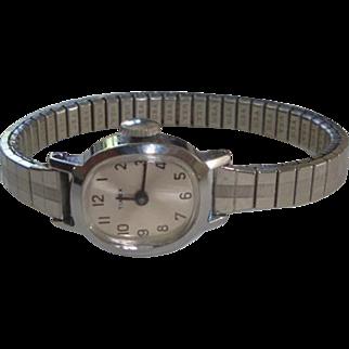 Vintage Silvertone Timex Wrist Watch