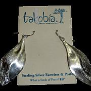 Pretty Takobia Seeds of Peace Earrings