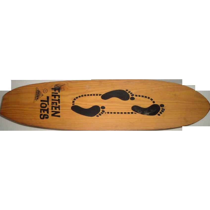 Vintage Nash eboard 30