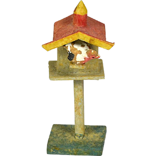 Doll House Bird House