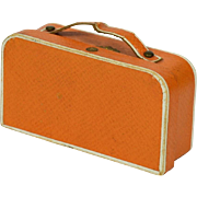 German Candy Container Suitcase, EX